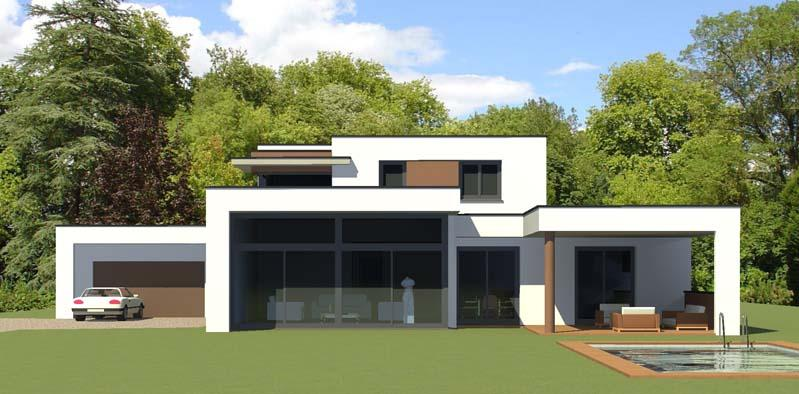 Faire appel un architecte pour la construction de sa for Architecte lyon maison individuelle